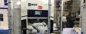 MVD Inan на выставке в г.Измир 2018
