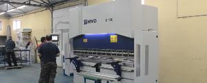 Листогибочный пресс MVD Inan B100x2600 (новый дизайн 2020)