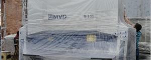 Поставка листогибочного пресса MVD Inan B100x2600 в условиях самоизоляции